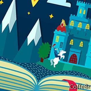 Pisanje velike dječje knjige