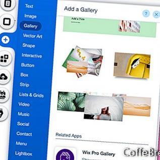 Веб локација из Вика из компаније Сцратцх - Вик Про Галлери 2