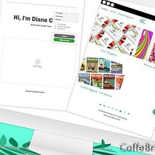 Portfolio Adobe - Tetapan Laman