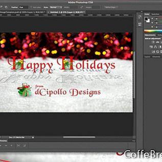 Prepare el archivo de Photoshop para Apple Motion