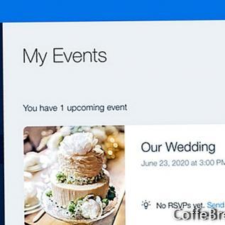 Registračný formulár aplikácie Wix Events
