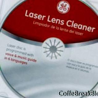 Limpiador de lentes láser GE