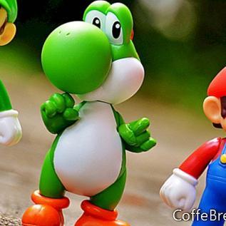 Luigis Villa auf GameCube