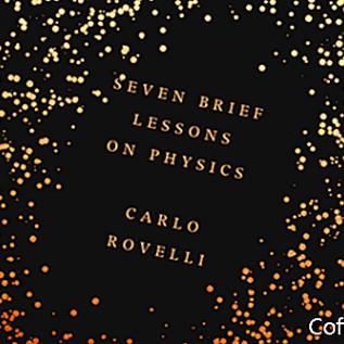 Sedem krátkych lekcií z fyziky - recenzia knihy