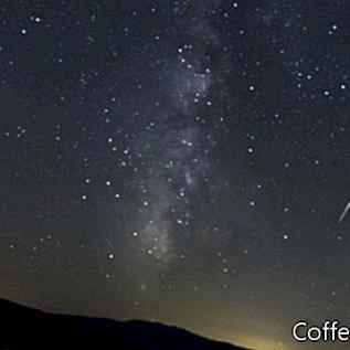 Meteore und Meteoriten - Fakten für Kinder