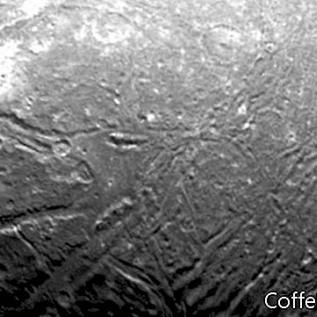 Literární měsíce Uranu
