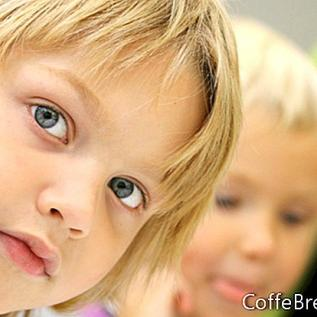 Hada divertida para niños en edad preescolar