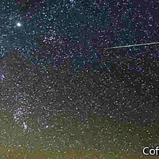 Orioniidid - Halley komeedi puru