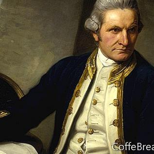 Tránsito de Venus - Capitán Cook 1769