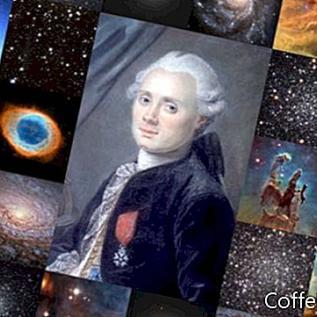 Charles Messier - Comète Ferret