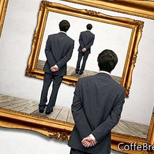 Kde člověk stojí, padá, sedí, letí v umění