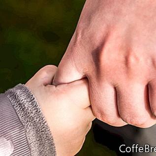 Ermutigung von pingeligen Babys und sensiblen Kleinkindern