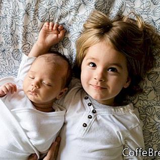 Richtlinien für Kleinkinder bei Geburten