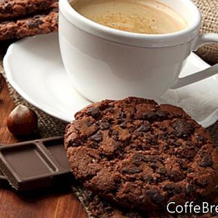 Рецепта за бисквитки с шам-фъстък с шоколад