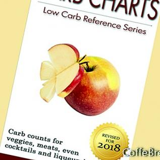 Carb Charts - Low Carb Nachschlagewerk