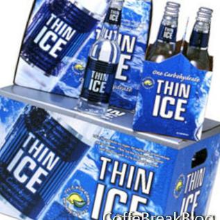 Тънък лед - 1g въглехидратна бира