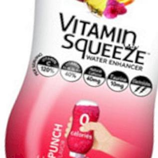 Vitamina Squeeze Water Enhancer