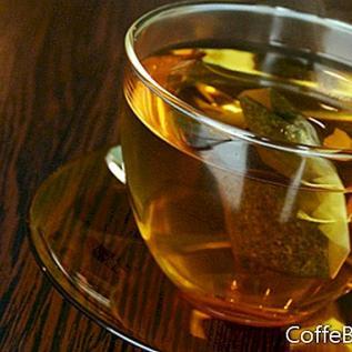 Uskrsni brunch čaj stil