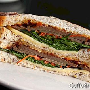 Сочные сэндвич-идеи из свинины