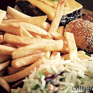 Koriander kalk en bieslook Aziatische Slaw Recept