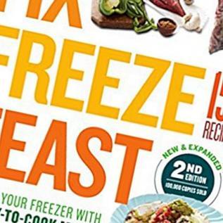 Reparar, congelar, revisar el libro de cocina