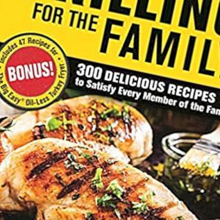 Char-Broil Roštilj za recenziju Obiteljske kuharice