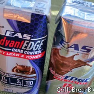EAS AdvantEdge шейкове с ниско съдържание на въглехидрати