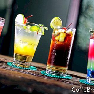 Тъмна рецепта за коктейл