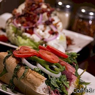 Eenvoudig Muffeletta Sandwich Recept