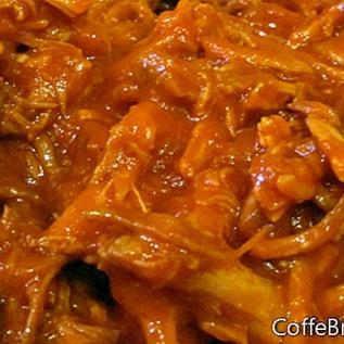 Cajun Resipi Pork Ditarik