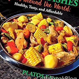 Poznata jela iz cijelog svijeta pregled knjige