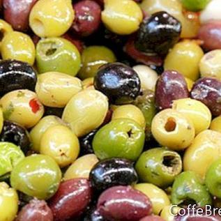 Recept na šalátové cestoviny Rotini Olive