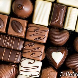 كيكة القرفة والشوكولاته