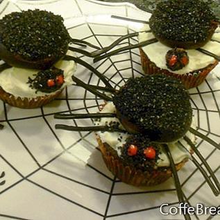 Идеи за украса на кекс в последната минута