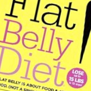 Flat Belly Diet - Ulasan Buku