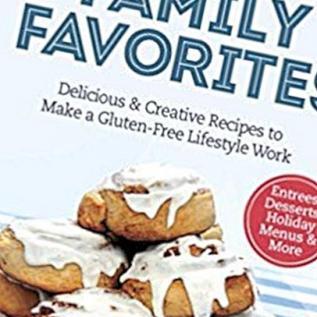 150 + Безглутен семеен любим преглед на готварска книга