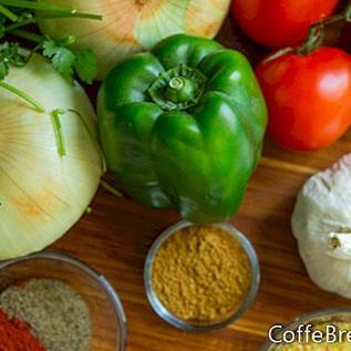 Фузили с кремообразна рецепта за сос от градински чай