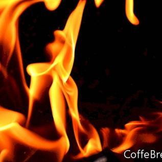 AGREGAR y cuando esté envuelto en llamas