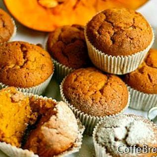 Muffin alla zucca risparmia tempo e AGGIUNGI