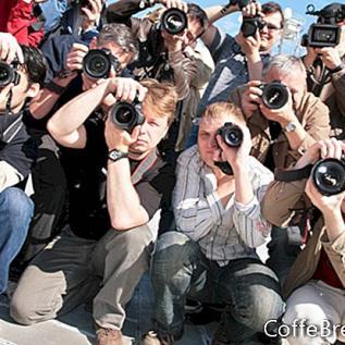 Explication de la terminologie de la photographie numérique
