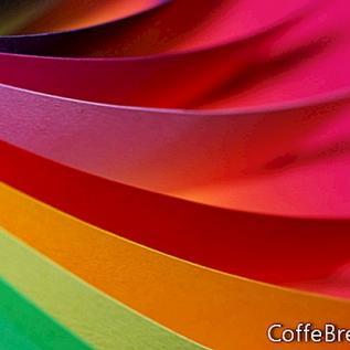 Kartu Bunga Kabel Kertas untuk Hari Ibu