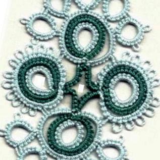 Cibulový prsten motiv Vintage