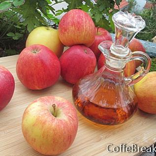 Use vinagre de manzana para el hogar y el jardín