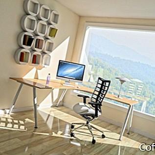 استراتيجيات لفك مكتب منزلك