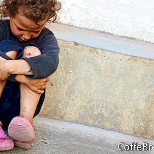 行方不明の子供のガイドライン