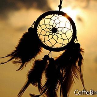 Apanhador de sonhos do nativo americano, apanhadores de sonhos