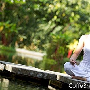 Chůze meditace