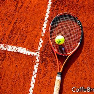 Rasenplatz Tennis