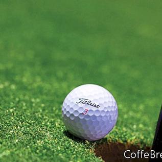 In golf; Oud staat niet in vraag