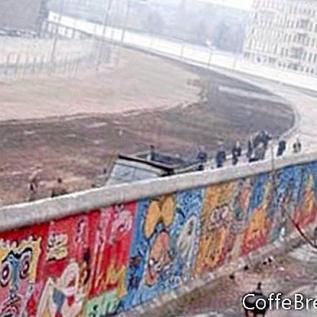 Zidul Berlinului, Amintiri din Germania